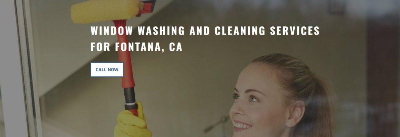 Window Cleaning Service Fontana